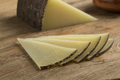 Slices of Spanish Manchego cheese - PhotoDune Item for Sale