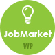 JobMarket - Job Multipurpose WordPress Theme - ThemeForest Item for Sale