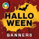 Halloween HTML5 Banners - 7 Sizes - CodeCanyon Item for Sale