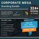 Corporate Mega Branding Bundle-Graphicriver中文最全的素材分享平台