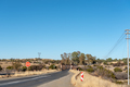 Single lane road bridge over the Riet River near Koffiefontein - PhotoDune Item for Sale