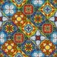 Mexican Talavera Ceramic Tile Pattern - GraphicRiver Item for Sale