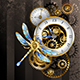 Dials with Dragonfly - GraphicRiver Item for Sale