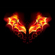 Fire Dragon Wings - GraphicRiver Item for Sale