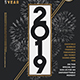 New Year Flyer Template V7 - GraphicRiver Item for Sale