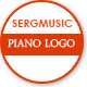 Gentle Piano Logo