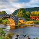 Autumn at Llanrwst in Wales - PhotoDune Item for Sale