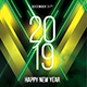 2019 Neon Flyer Tamplate - GraphicRiver Item for Sale
