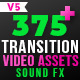 FCPX 375+ Transitions, Light Leaks, Color Presets, Sound FX - VideoHive Item for Sale