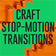 Craft Stop-Motion Transitions - VideoHive Item for Sale