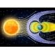 Solar Wind Diagram Vector Illustration - GraphicRiver Item for Sale