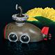 Submarine 3D