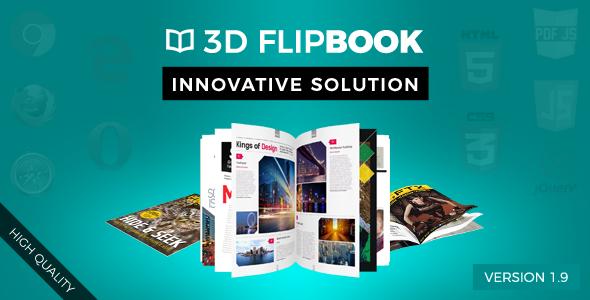 FlipBook - CodeCanyon Item for Sale