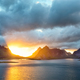 Lofoten Islands at sunset - PhotoDune Item for Sale