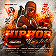 Hip Hop Thursdays Party Flyer - GraphicRiver Item for Sale