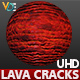 VDE Lava Crack 1 Tileable Texture - 3DOcean Item for Sale