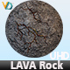VDE Lava Rock Tileable Texture - 3DOcean Item for Sale