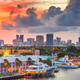 Fort Lauderdale, Florida, USA Skyline - PhotoDune Item for Sale