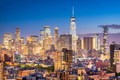 Lower Manhattan New York City - PhotoDune Item for Sale
