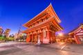 Asakusa, Tokyo, Japan Temple - PhotoDune Item for Sale
