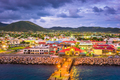 Basseterre, St. Kitts and Nevis - PhotoDune Item for Sale