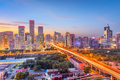 Beijing, China Financial District Cityscape - PhotoDune Item for Sale