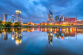 Nashville, Tennessee, USA Downtown Cityscape - PhotoDune Item for Sale