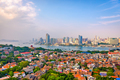 Xiamen, China Skyline - PhotoDune Item for Sale