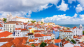 Lisbon, Portugal Skyline - PhotoDune Item for Sale