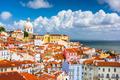 Lisbon, Portugal Skyline - PhotoDune Item for Sale