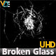 VDE Broken Glass Texture 2K - 3DOcean Item for Sale