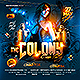 The Colony Club Party Flyer - GraphicRiver Item for Sale