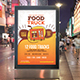 Food Truck Festival Poster - GraphicRiver Item for Sale