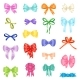Bow Vectors for Decorating Gifts - GraphicRiver Item for Sale