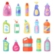 Detergent Bottle Vector Plastic Blank Container - GraphicRiver Item for Sale
