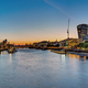 Panorama of the river Thames in London  - PhotoDune Item for Sale