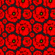 Seamless Red Poppy Flower Background - GraphicRiver Item for Sale