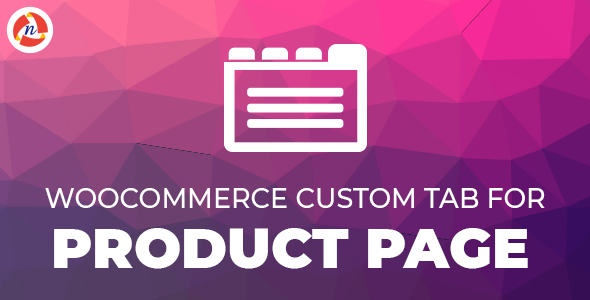 WooCommerce Custom Tab for Product Page