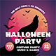 Halloween Party Flyer Set - GraphicRiver Item for Sale