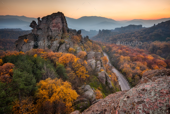 Belogradchik rocks - Stock Photo - Images