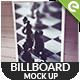 7 Billboard Mock ups - GraphicRiver Item for Sale
