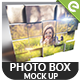 3D PhotoBox Templates - GraphicRiver Item for Sale