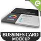 Business Card Mockup - Volume 1 - GraphicRiver Item for Sale