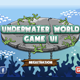Underwater World GUI - GraphicRiver Item for Sale