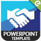 Business 001 - PowerPoint Template - GraphicRiver Item for Sale
