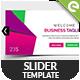Business Slider 001 - GraphicRiver Item for Sale