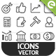 Business Icons - 001 - GraphicRiver Item for Sale