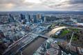 Melbourne City at Sunrise - PhotoDune Item for Sale