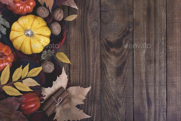 Autumn background - Stock Photo - Images