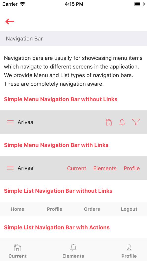 Arivaa Built with Firebase (React Native and Expo 33)